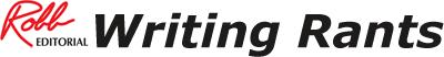 WRITING RANTS by Drew Robb Logo